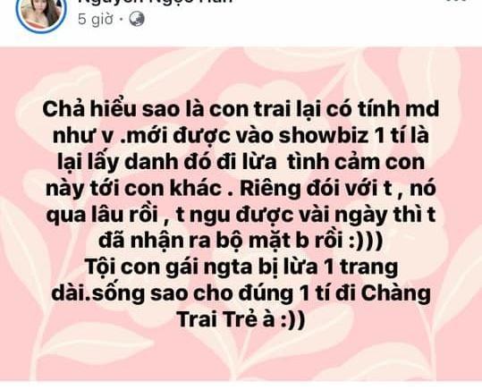 Bản sao Phan Mạnh Quỳnh - Jack nói gì khi bị tập thể người yêu cũ bóc phốt lừa tình, làm con gái người ta mang bầu?-2