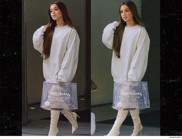 Hy hữu: Ariana Grande bị kiện vì đăng ảnh… chính mình-1