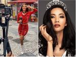 Bản tin Hoa hậu Hoàn vũ 15/5: Nhà báo Brazil quá xinh đẹp đe dọa khả năng intop của Hoàng Thùy