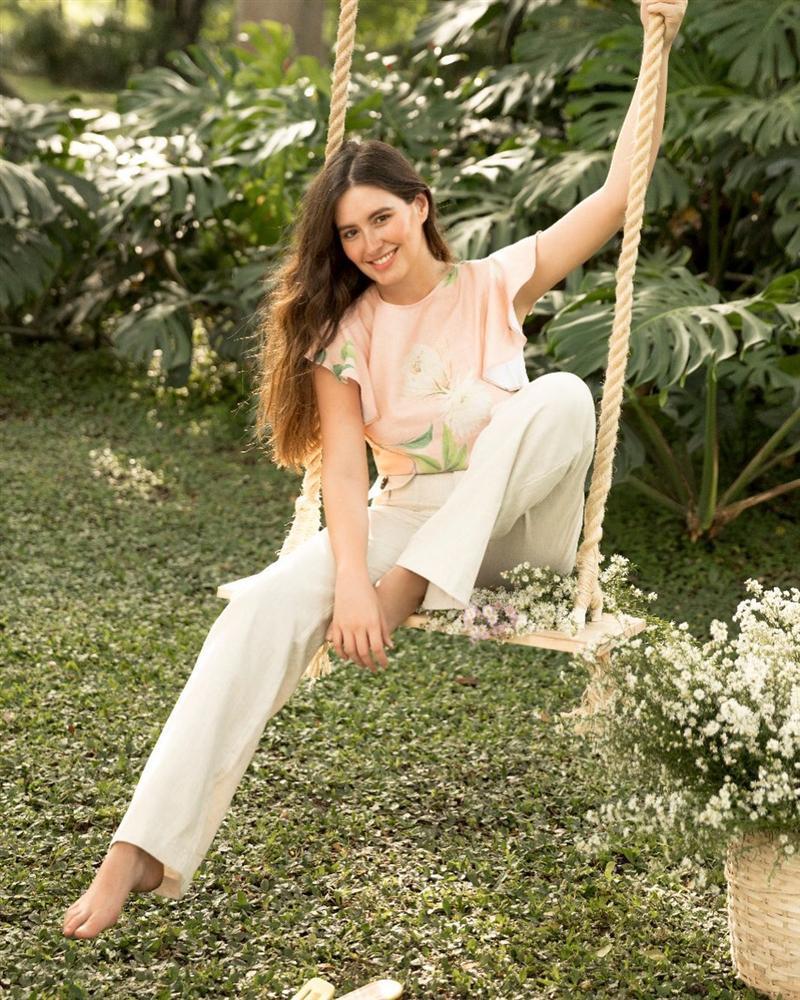 Bản tin Hoa hậu Hoàn vũ 15/5: Nhà báo Brazil quá xinh đẹp đe dọa khả năng intop của Hoàng Thùy-12