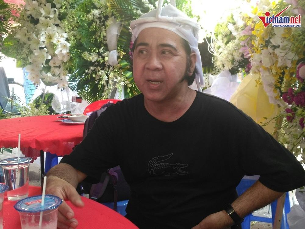 Nghệ sĩ Bạch Long: Mẹ mất, Thành Lộc vẫn tỉnh bơ diễn-1
