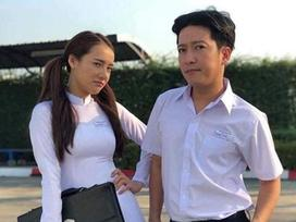 Trường Giang - Nhã Phương diện đồng phục học sinh hóa 'cặp đôi tình thơ' đầy mộng mơ