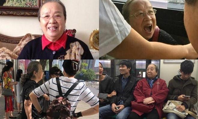 Nữ diễn viên bị ghét nhất Hoàn Châu cách cách gây sốt vì hành động trên xe buýt-4