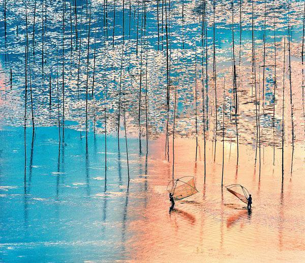 Những kiệt tác thiên nhiên khiến du khách đứng hình tại Phúc Kiến-3