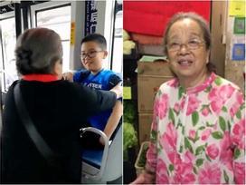 Nữ diễn viên bị ghét nhất 'Hoàn Châu cách cách' gây sốt vì hành động trên xe buýt