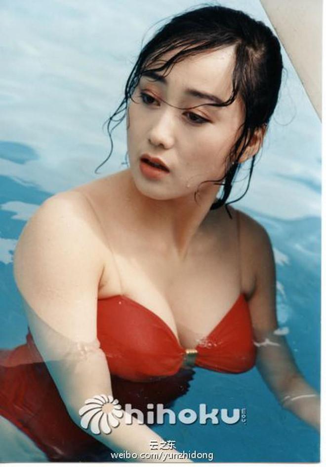 Vợ Lý Liên Kiệt - từ biểu tượng sex thành hoa hậu bí ẩn nhất showbiz-3