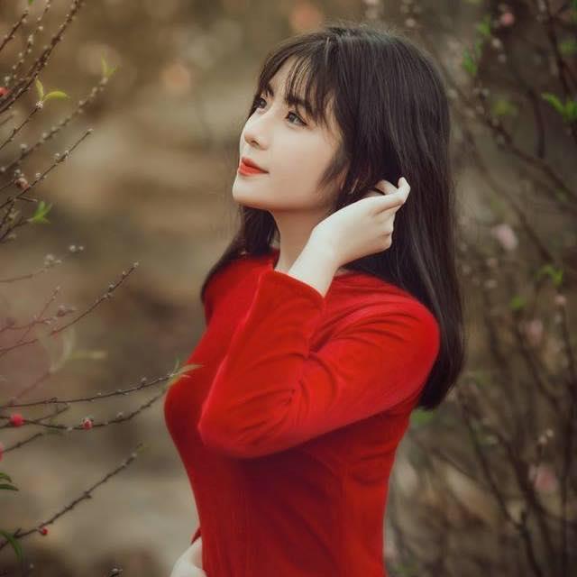 Nữ sinh Thái Nguyên gây nghiện người xem bởi chất giọng ngọt ngào, nhìn ảnh cận mặt còn ngây ngất hơn-2