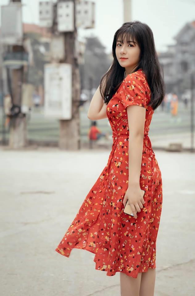 Nữ sinh Thái Nguyên gây nghiện người xem bởi chất giọng ngọt ngào, nhìn ảnh cận mặt còn ngây ngất hơn-4