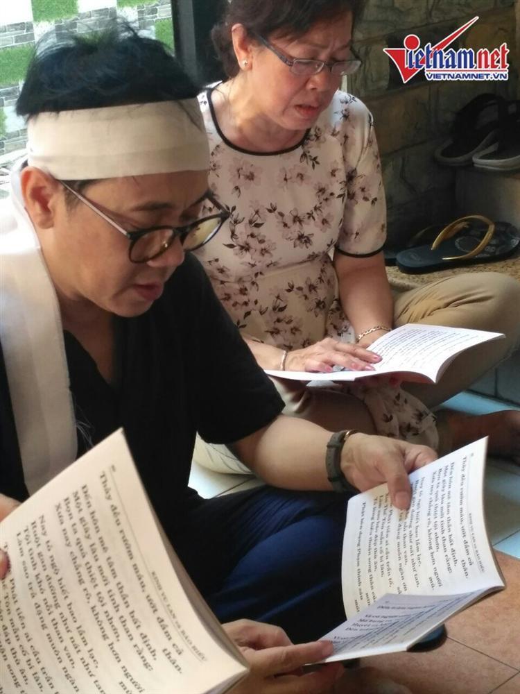 Rơi nước mắt trước tâm sự của Thành Lộc về người mẹ vừa qua đời-2