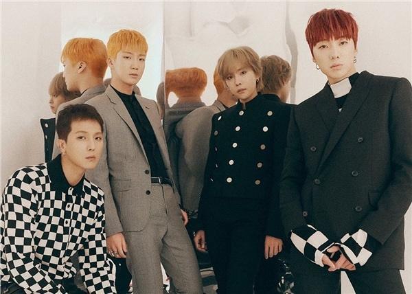 Trùng hợp khó tin: Winner - EXID comeback cùng ngày, cả tên album và ti tỉ thứ khác cũng giống nhau!-1