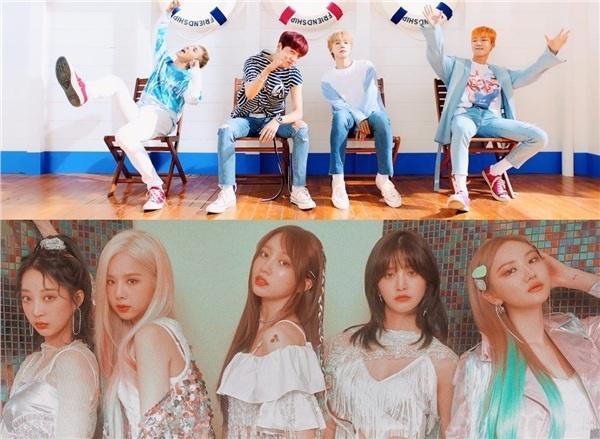 Trùng hợp khó tin: Winner - EXID comeback cùng ngày, cả tên album và ti tỉ thứ khác cũng giống nhau!-3