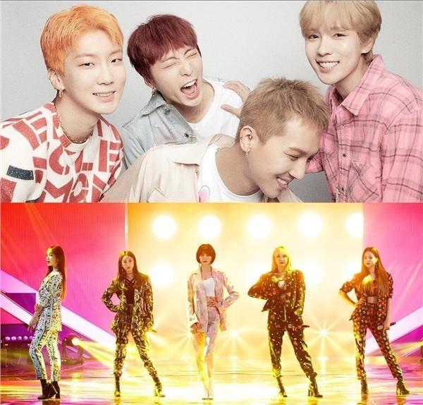 Trùng hợp khó tin: Winner - EXID comeback cùng ngày, cả tên album và ti tỉ thứ khác cũng giống nhau!-4