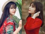 Khoe ảnh trong lễ tổng kết năm học, 4 nữ sinh ở Yên Bái chiếm mọi spotlight vì ngoại hình cực xinh đẹp-7