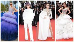 Top 10 bộ cánh đẹp đến 'ngây người' trong hai ngày đầu thảm đỏ Liên hoan phim Cannes 2019
