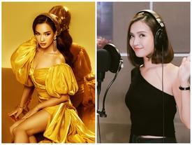 Ái Phương lồng tiếng cho công chúa Jasmine trong bộ phim 'Aladdin'