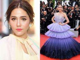 Mỹ nhân châu Á đẹp nhất thảm đỏ LHP Cannes: Nhan sắc thiên thần, body bốc lửa, lấy chồng giàu sang