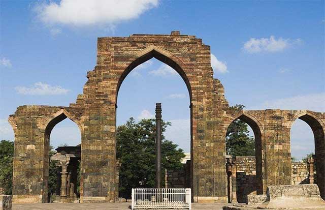 Cây cột sắt bí ẩn nhất Ấn Độ, tồn tại hàng ngàn năm mà không có dấu hiệu rỉ sét-4