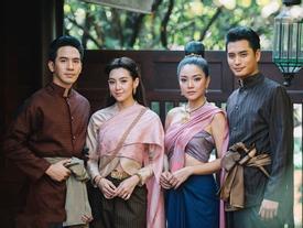 Bỏ túi bí kíp thả thính 'tình bể bình' của bộ đôi mỹ nam Thái Lan