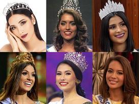 Lộ diện 18 thí sinh đầu tiên tại Miss Universe 2019: Quá nhiều nhan sắc nặng ký đang đe dọa Hoàng Thùy