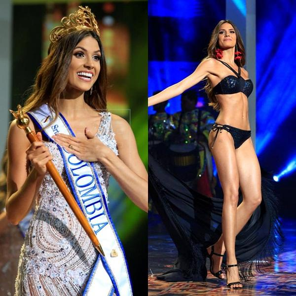 Lộ diện 18 thí sinh đầu tiên tại Miss Universe 2019: Quá nhiều nhan sắc nặng ký đang đe dọa Hoàng Thùy-4