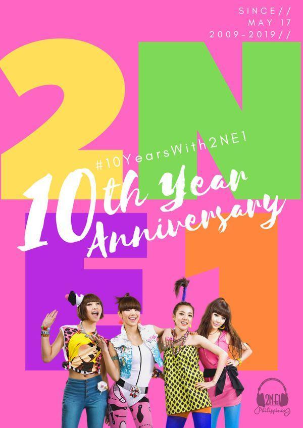 #10yearswith2NE1: 4 thành viên 2NE1 viết thư tay gửi lời cảm ơn người hâm mộ nhân dịp 10 năm ra mắt-4