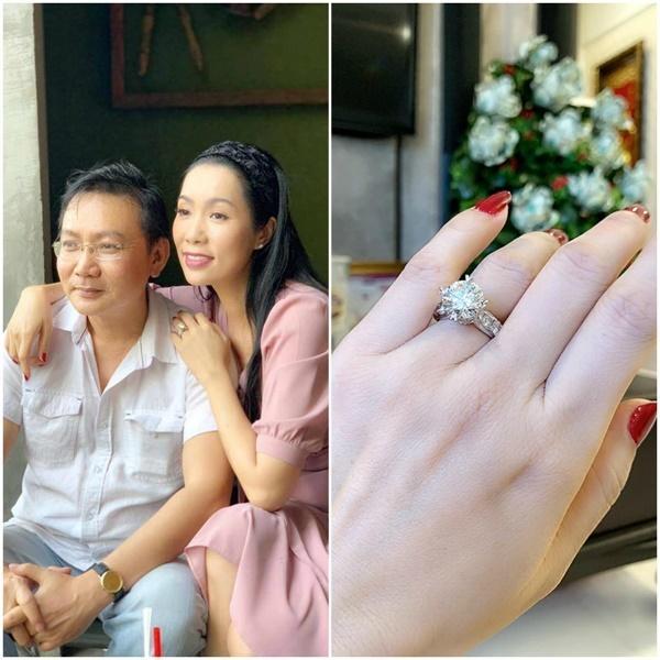 Sao Việt được tặng kim cương: Có chiếc nhẫn nhỏ tương đương biệt thự-11