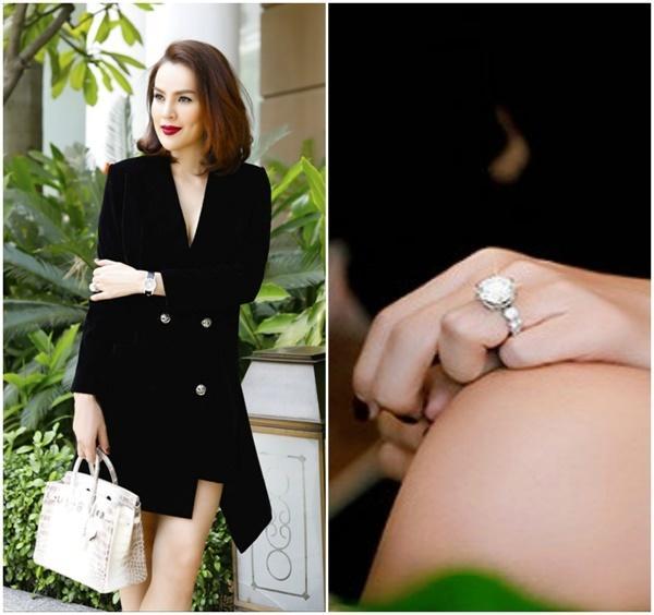 Sao Việt được tặng kim cương: Có chiếc nhẫn nhỏ tương đương biệt thự-3