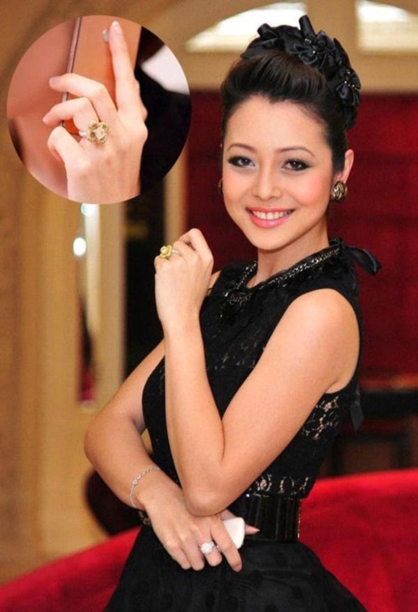 Sao Việt được tặng kim cương: Có chiếc nhẫn nhỏ tương đương biệt thự-5