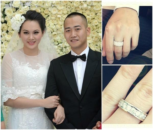 Sao Việt được tặng kim cương: Có chiếc nhẫn nhỏ tương đương biệt thự-6