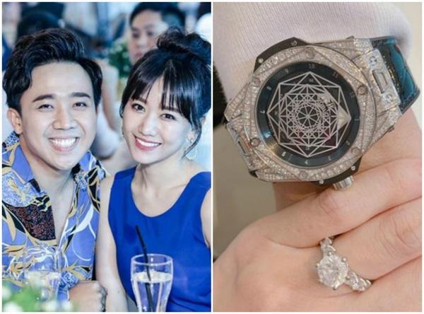 Sao Việt được tặng kim cương: Có chiếc nhẫn nhỏ tương đương biệt thự-12