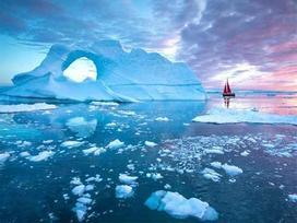Ghé thăm đảo băng định đoạt số phận toàn cầu