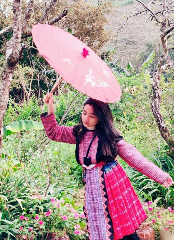 Con gái nhà Quyền Linh: Cô chị được khen giống Trương Bá Chi, cô em lại là bản sao hoàn hảo của mẹ-8