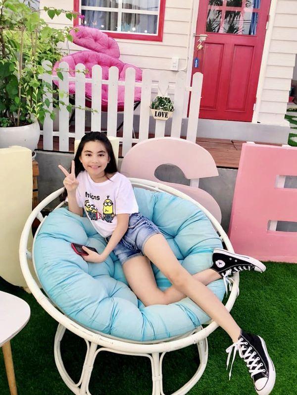 Con gái nhà Quyền Linh: Cô chị được khen giống Trương Bá Chi, cô em lại là bản sao hoàn hảo của mẹ-10