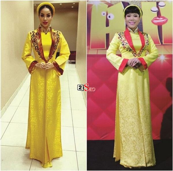 HÚ HỒN: Mặc quốc phục Bánh Mì y chang HHen Niê, Việt Hương cứ như đang thi Hoa hậu Hoàn vũ Thế giới-11