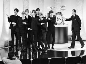 BTS hóa thân thành The Beatles, lập kỷ lục tại show truyền hình Mỹ