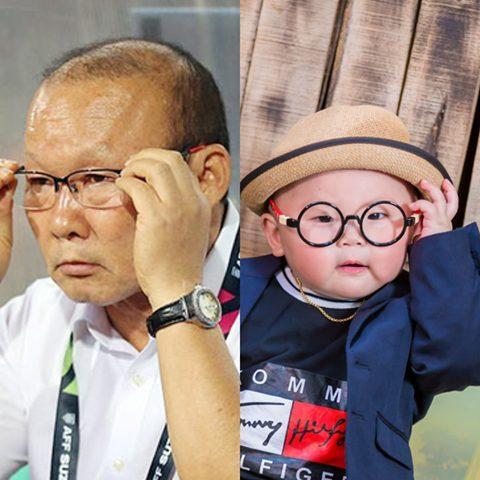 'Bản sao nhí' 10 tháng tuổi của HLV Park Hang Seo gây sốt MXH, hội chị em thi nhau khen lấy khen để-7