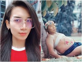 Khoe ảnh 'đuông dừa ngủ gật' của Trấn Thành, BB Trần bị cả showbiz cảnh cáo 'hãy dừng tạo nghiệp'