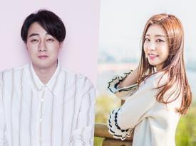Mỹ nam 'Giày thủy tinh' So Ji Sub bị tung ảnh hẹn hò nữ MC kém 17 tuổi