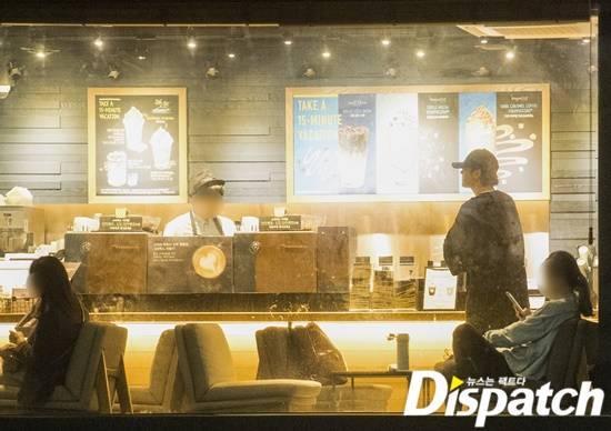 Mỹ nam Giày thủy tinh So Ji Sub bị tung ảnh hẹn hò nữ MC kém 17 tuổi-2