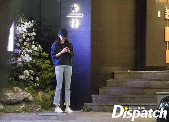 Mỹ nam Giày thủy tinh So Ji Sub bị tung ảnh hẹn hò nữ MC kém 17 tuổi-3