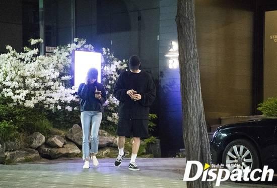 Mỹ nam Giày thủy tinh So Ji Sub bị tung ảnh hẹn hò nữ MC kém 17 tuổi-5