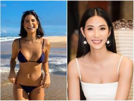 Bản tin Hoa hậu Hoàn vũ 17/5: Hoàng Thùy quyết sửa 'góc con người' hòng đấu đến cùng với đối thủ tuyệt sắc