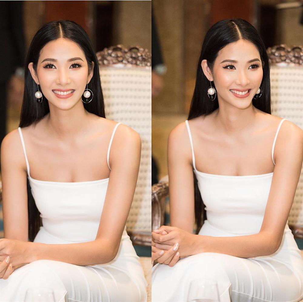 Bản tin Hoa hậu Hoàn vũ 17/5: Hoàng Thùy quyết sửa góc con người hòng đấu đến cùng với đối thủ tuyệt sắc-1