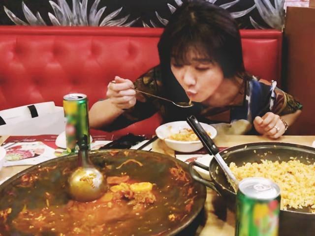Hari Won bất ngờ bị khui lại quá khứ từng nặng 80kg, ăn hết... 8 đĩa thịt bò!-4