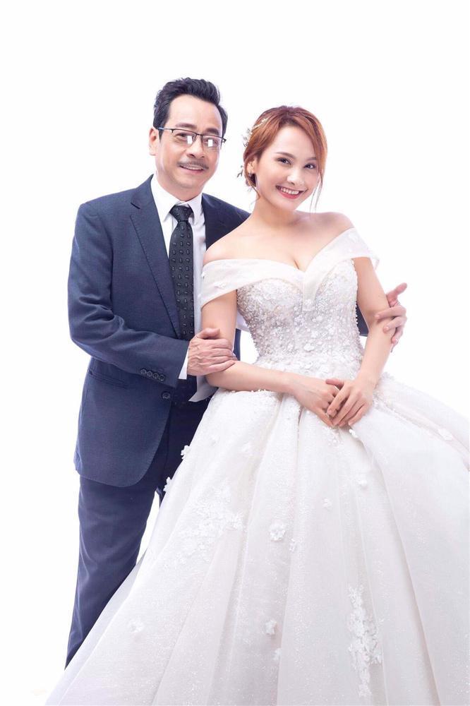 Hé lộ ảnh cưới của Bảo Thanh và Quốc Trường trong Về Nhà Đi Con-2