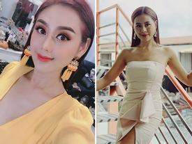 Ồn ào Bạn Muốn Hẹn Hò chưa dứt, Nam Thư lại gây hoang mang với nhan sắc giống hệt Lâm Khánh Chi