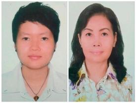 Vụ 'bê tông xác người': Clip ghi lại phản ứng của nhóm phụ nữ khi bị bắt