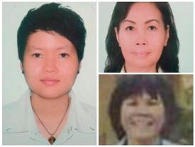 Chủ cũ nhà có 2 tử thi đổ bê tông nhận dạng 4 phụ nữ vừa bị tạm giữ