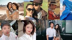 Bị tung chứng cứ hẹn hò rõ mười mươi nhưng các cặp sao Việt vẫn dứt khoát không một lời xác nhận