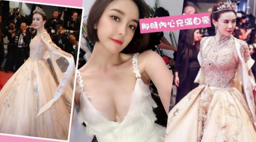Mặc hở bạo, diễn trò lố - nghệ sĩ Trung Quốc đang biến Cannes thành cái chợ-4